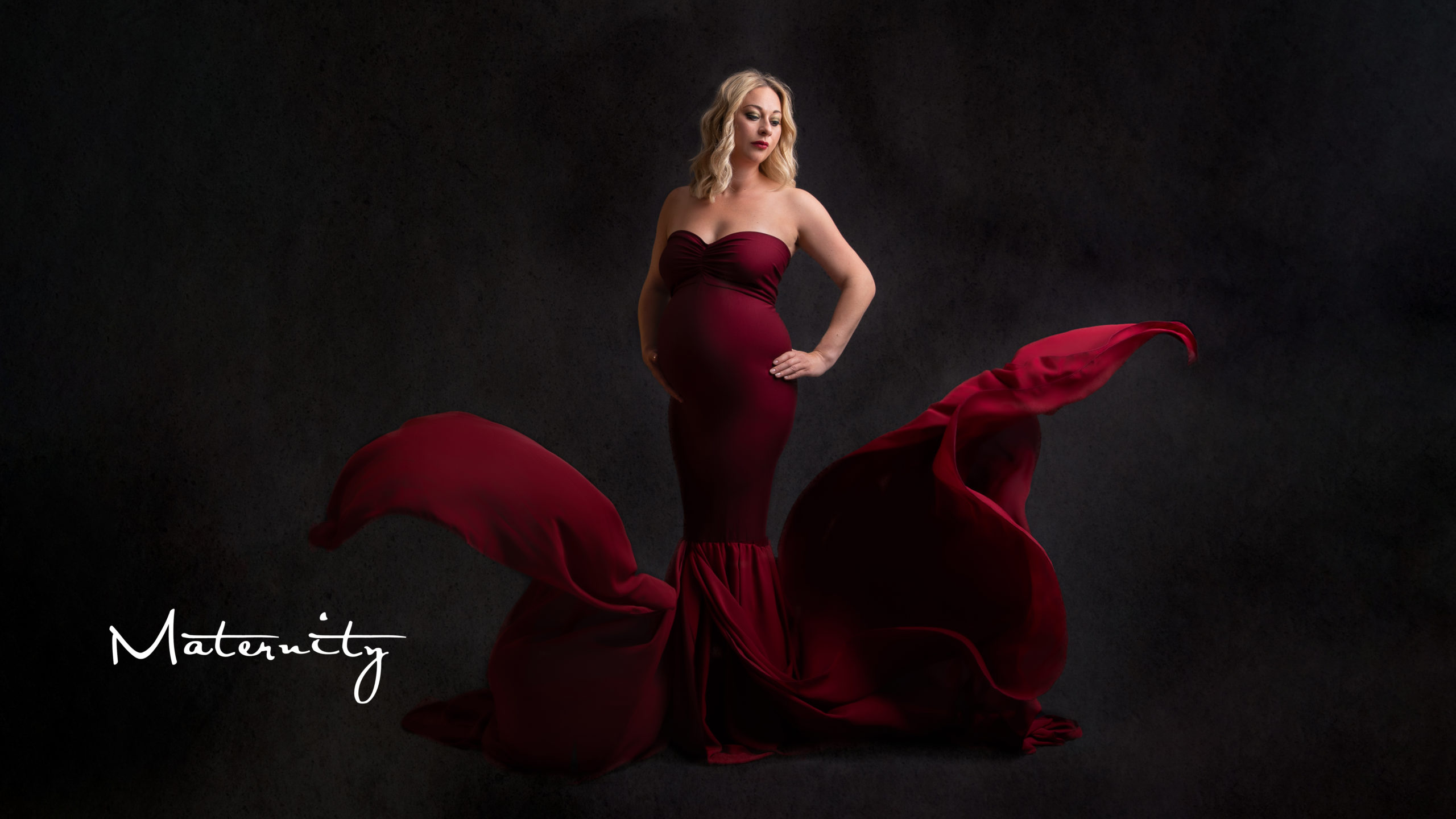 maternity portrait photography in newcastle and Durham