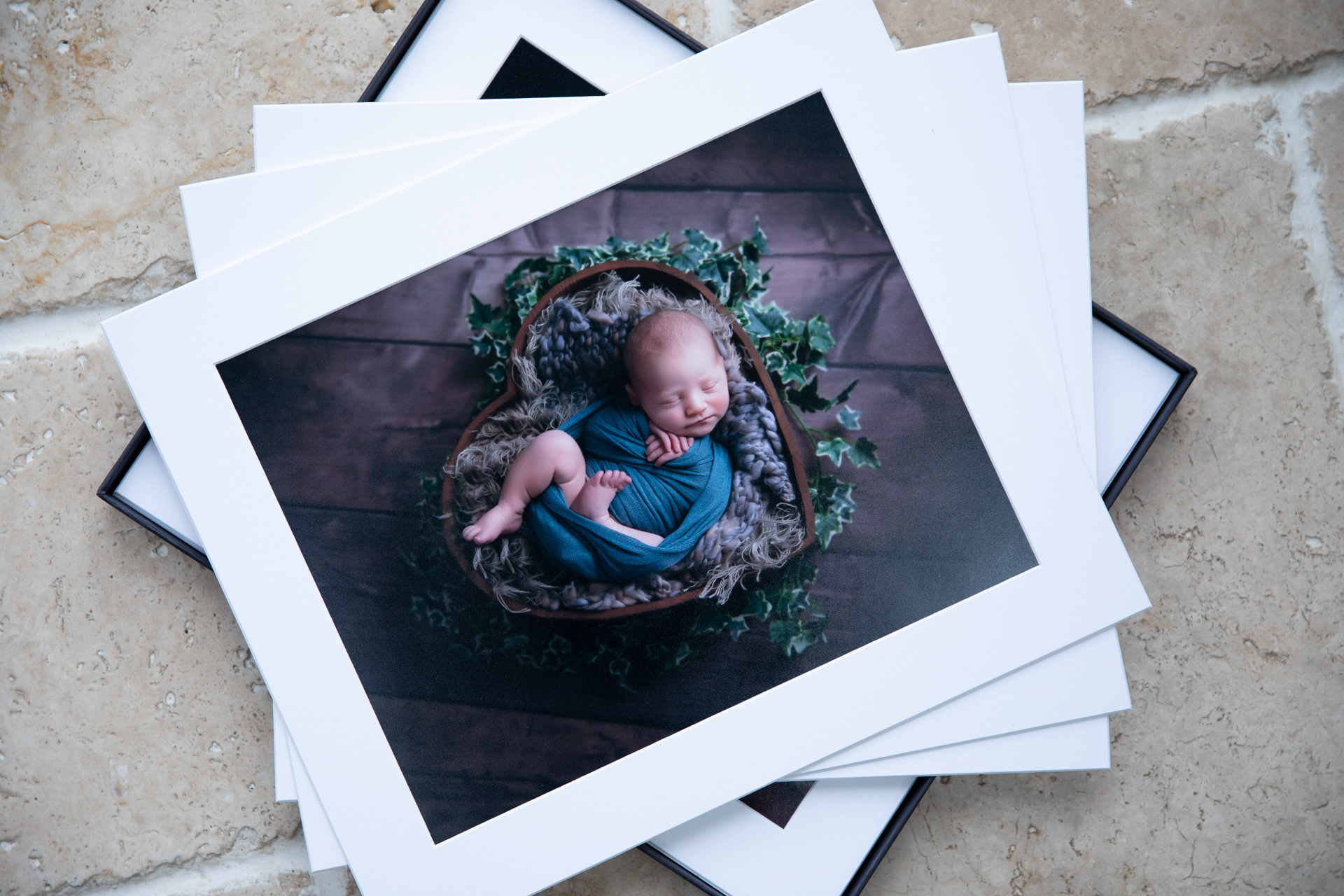 products - Luxury photographs gift box